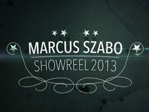 Showreel Spring 2013