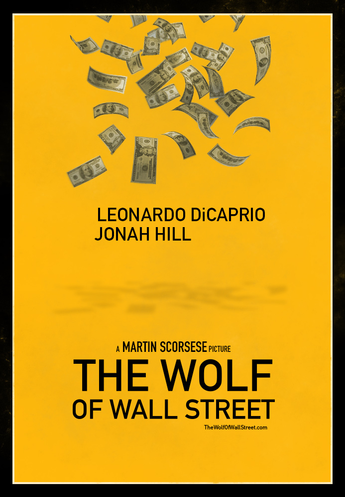 The Wolf Of Wall Street Poster - The Best Wolf 2018
