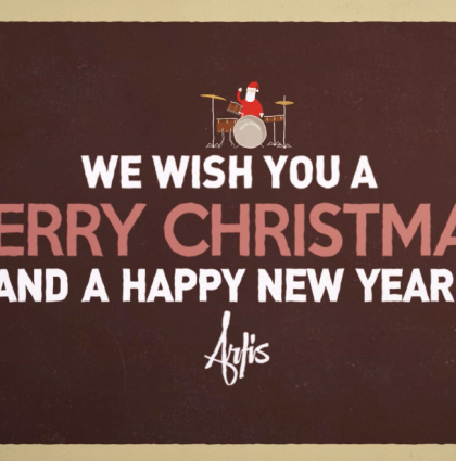 Merry Christmas from Artis!